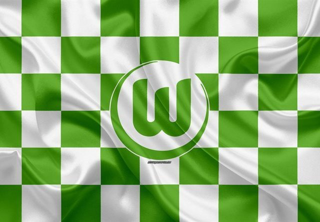 thumb2-vfl-wolfsburg-4k-logo-creative-art-green-white-checkered-flag